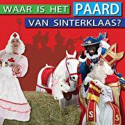 Waar is het paard van Sinterklaas?