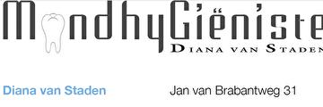 Mondhygieniste Diana van Staden